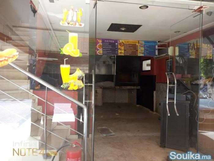 magasin en location gérance