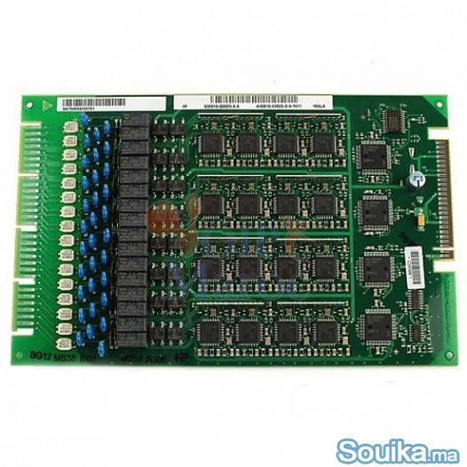 Siemens SIE-SLA16 - MODULE DE 16 POSTES ANALOGIQUE