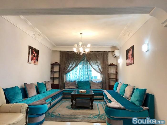 appartement charmant à malabata tanger