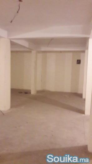magasin et cave hay al qods bernoussi 6500 dh ttc