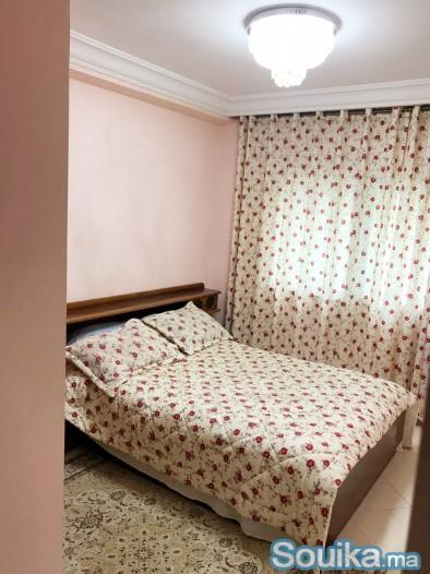 Appartement de vacances à malabata à côté de la co
