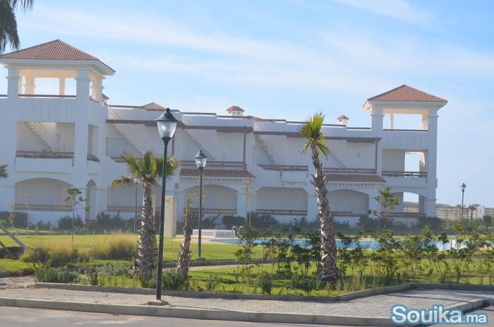 Appartements vue sur mer Asilah