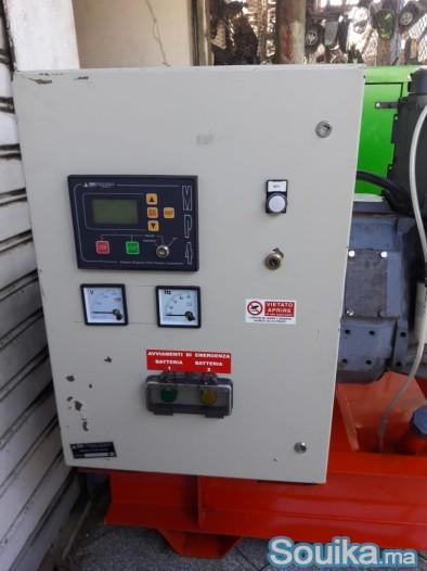 groupe électrogène 40 kva marque deutz 912
