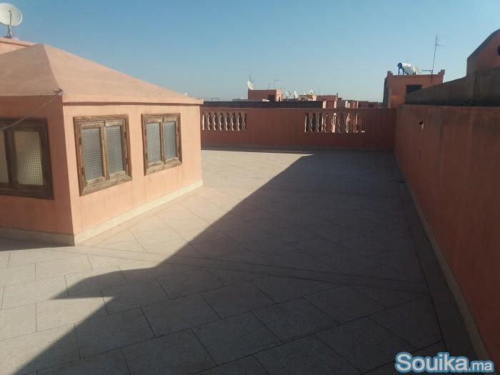 Local commercial 276m sidi ghanem marrakech