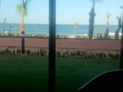 Luxueux appartement front mer marina