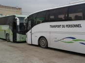 Cinque car bus