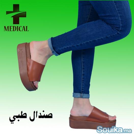 Sandale Medicales Confortable Pour femme