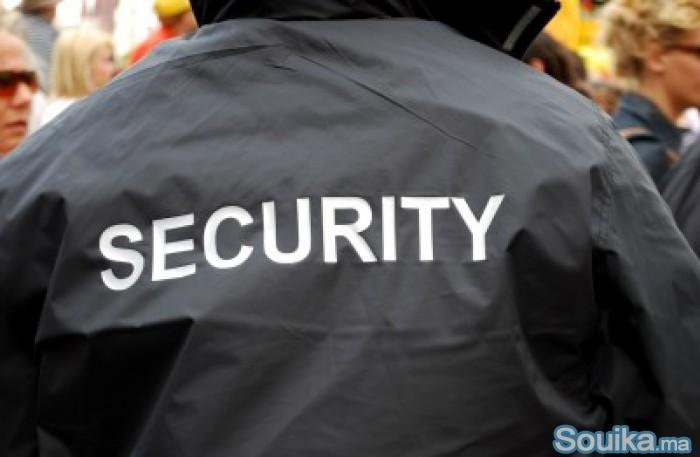 agent de securite en urgence