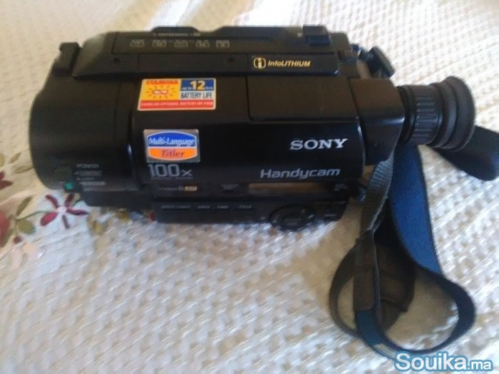 Sony Handycam Video 8 Xr