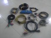 Cables Vidéo-AudioSupport Moteur 2 positionneurs