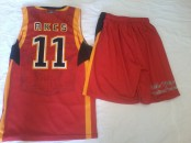 ensemble de basketball