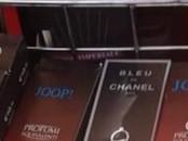 Vend parfums originaux