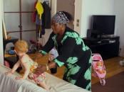 ménagère nounougarde malade