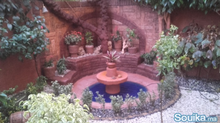 Jardinage et decoration