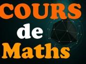 Prof de maths à domicile pour cours de soutien