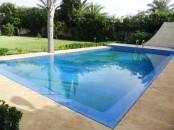 Location villa avec piscine au quartier Souissi RA