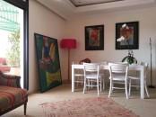 bel appartement avec grande terrasse Agdal