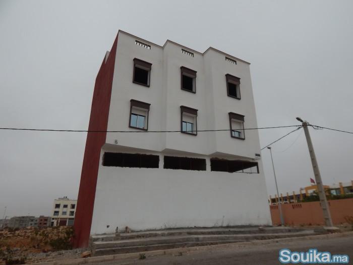 maison titré commercial R2 avec 2 façades