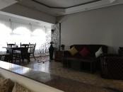 Appartement meublé avec terrasse à louer à Agdal