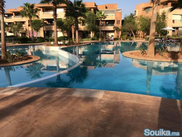 Luxueux Appartement Prestigia Golf City