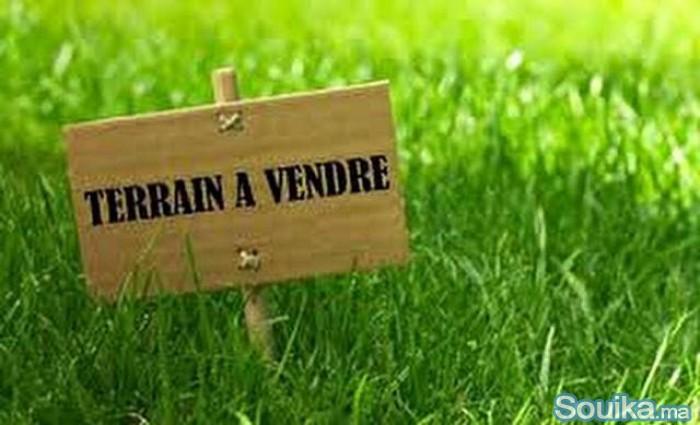Terrain à vendre à Souissi Rabat