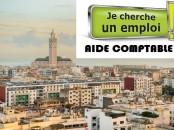 aide comptable a Casablanca