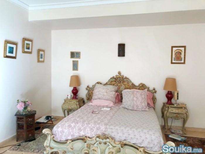 Villa plage à louer Rabat au quartier Harhoura