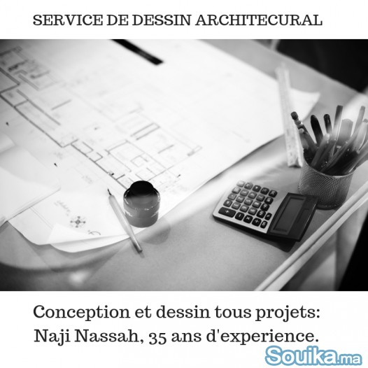 Conception et dessin dArchitecture
