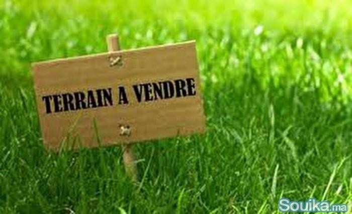 Terrain à vendre bien placé zone villa à Souissi
