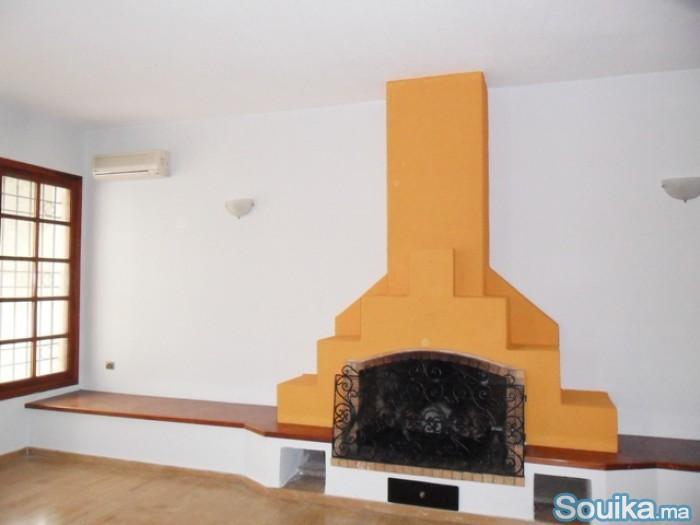 Location villa à OLM SOUISSI RABAT
