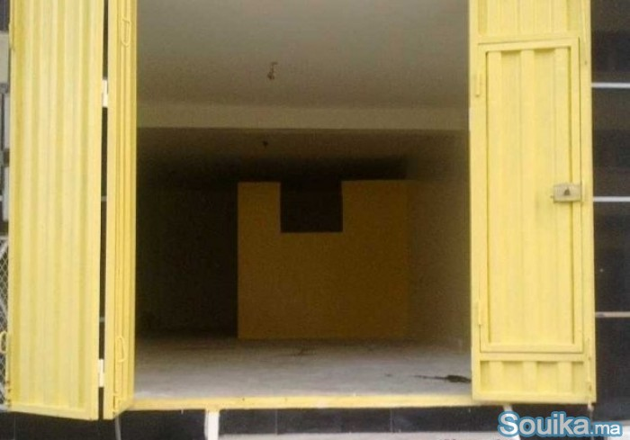 location Magasin commercial a Sala al jadida Rabat