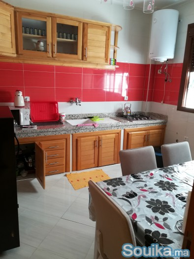 Location appartement à Meknès