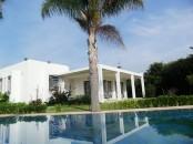 Location villa avec piscine au quartier Souissi