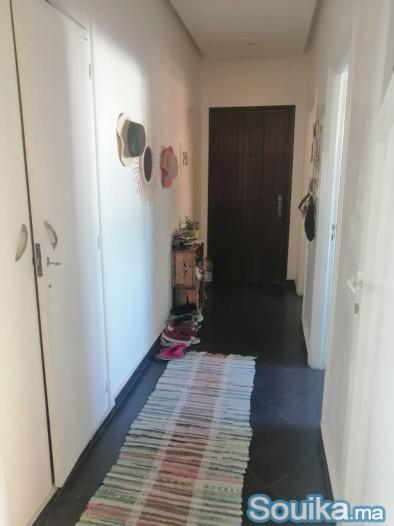 Appartement meublé bien ensoleillé a hassan 2