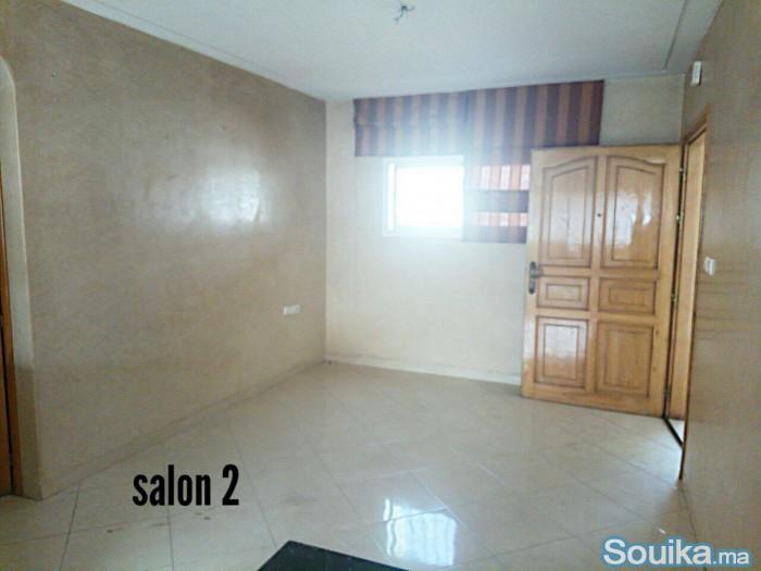 Appartement 102 m à vendre les amicales
