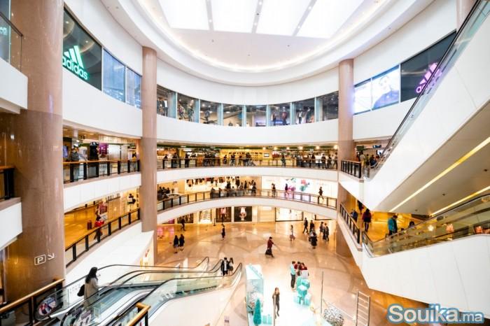 Salle de fêtes en RDC-et centre commerciale