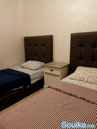 Appartement meuble a louer situe a wifak
