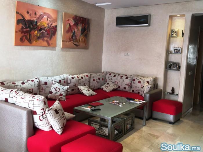 Appartement 111 m à vendre centre ville