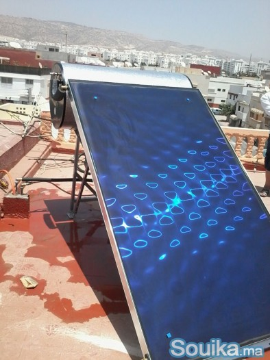 vente chauffe-eau solaire