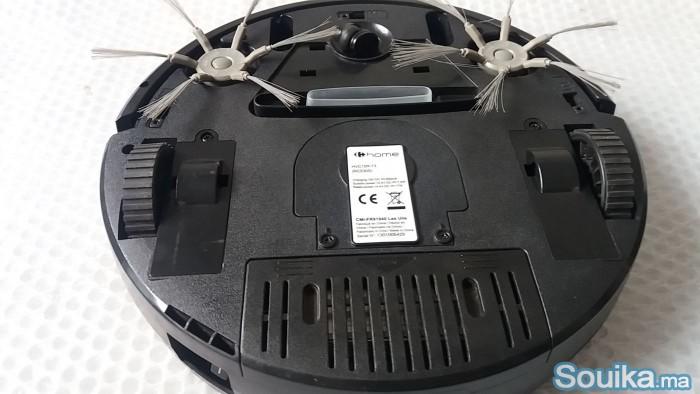 robot aspirateur home