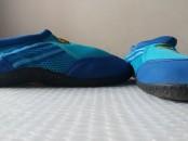 بالغين سبور صحيحة وخفيفة اللون أزرق النمرة 40