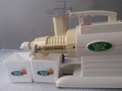 Extracteur green star juicer لأصحاب المحلبات