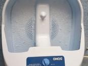 machine de bain et massage pied