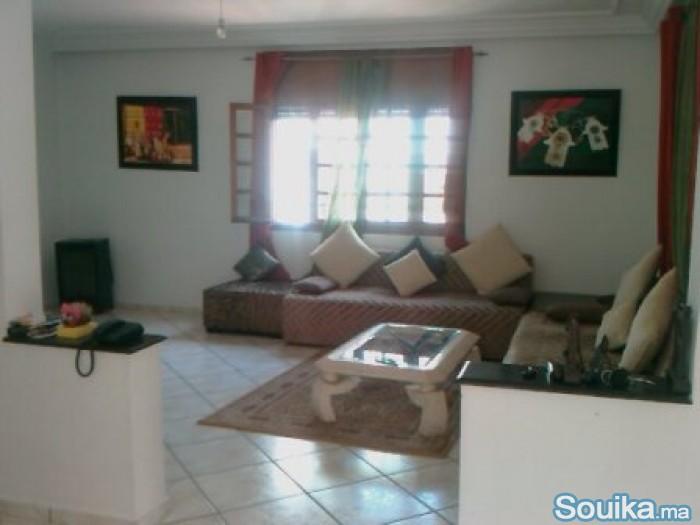 Sublime villa à louer Hay Riad Rabat