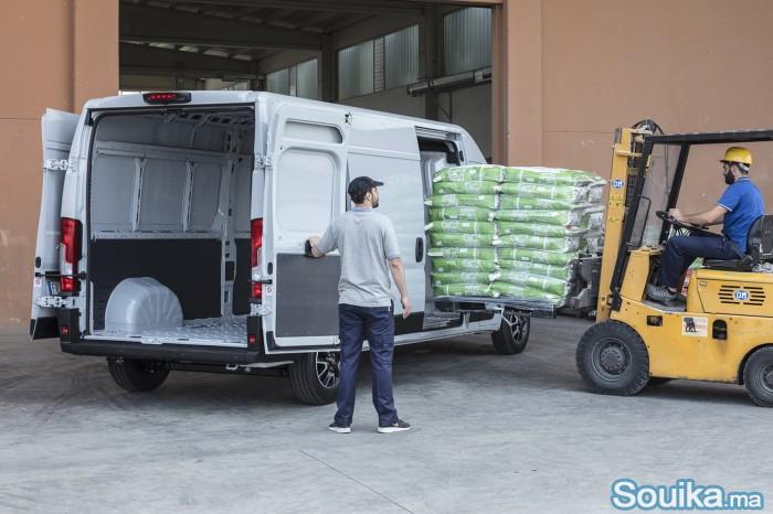 Transport marchandises et déménagements