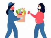 Service de livraison des courses à domicile