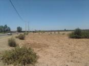 Terrain titré à 10 km de marrakech