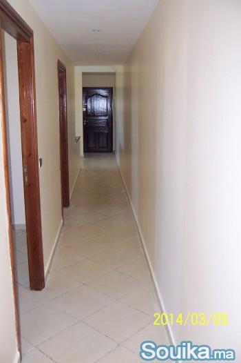 Vente d'un bel appartement à harhoura sid el abed