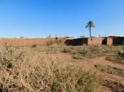 Terrain 9900 m km 15 route de Fes Marrakech