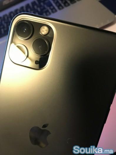 IPhone 11 Pro Max 64 go